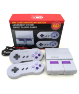 Super Retro Classic 660 Games Console - Classic Gaming - BRAND NEW - $39.57
