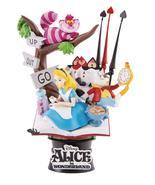 Alice in Wonderland Ds-010 D-Stage Series Statue - Beast Kingdom - $43.70 CAD