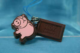 Takara Tomy ARTS Toy Story Chocolate Mascot P2 Mini Figure Strap Hamm - $10.99