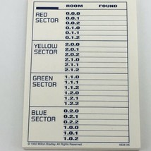 The Omega Virus Score Pad only Board Game Replacement Parts  - $6.99