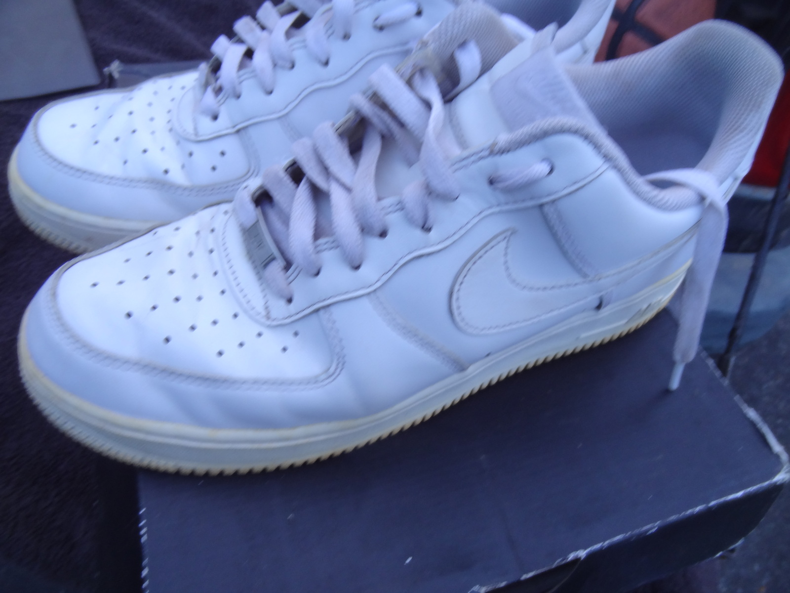 Nike Men's Size 10 Air Force 1 2014 AF1 Low and 50 similar items