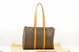 LOUIS VUITTON Monogram Flanerie 45 Shoulder Bag M51115 LV Auth sa2136 - $820.00