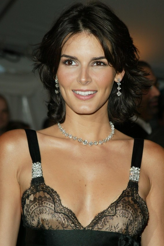 Angie Harmon Busty 18x24 Poster - $23.99