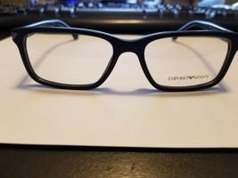 Emporio Armani EA3072 COLOR 5452 BLUE  52*16*140* Rx /Eyeglasses Frame..NEW  - $58.41