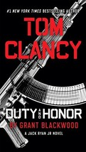 Tom Clancy Duty and Honor (A Jack Ryan Jr. Novel) [Paperback] Blackwood, Grant image 2