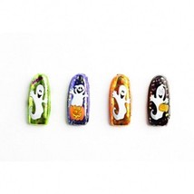 Philadelphia Candies Milk Chocolate Halloween Ghosts Foil Wrapped Chocolates - $14.80+