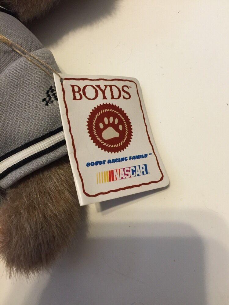 """Nascar Boyds Bear Kevin Harvick #29 12"""" RCR Baseball Shirt New W/ Tags"""