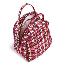 Vera Bradley Quilted Signature Cotton Lunch Bunch Bag, Houndstooth Tweed image 2