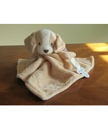 NWT Carters Plush Stuffed Animal Puppy Pacifier Holder Security Blanket ... - $21.99