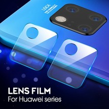 Soft Back Camera Lens Tempered Glass For Huawei Mate 20X 20 10 Pro P20 F... - $15.79