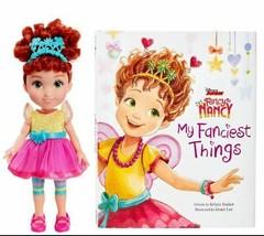 Disney Junior Fancy Nancy - Doll & Book image 2