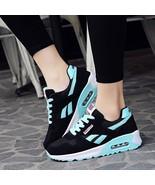 Women Sneakers Shoes Tenis Feminino S Lace Up Sports Platform Sneaker Ca... - $38.99+