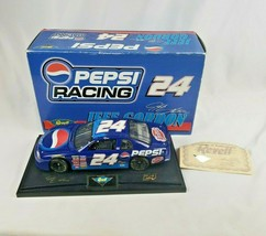 JEFF GORDON #24 1999 1/18 Scale Pepsi Chevy Monte Carlo by Revell (#839 ... - $58.90