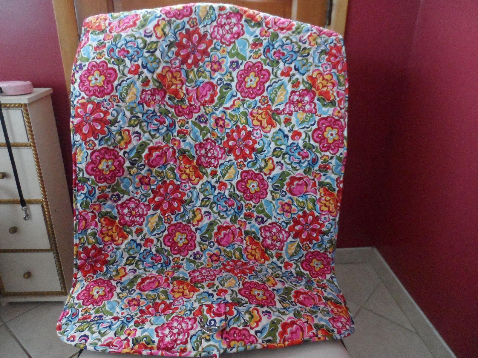 Vera Bradley Hope Garden Garment bag EUC