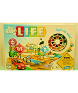 """New, Hasbro """"The Game of Life"""" Board Game 2002 Sealed - $19.39"""
