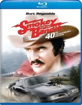 Smokey & The Bandit 40Th Anniversary (Blu-Ray) New Packaging