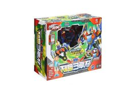 Hello Carbot Jet Cruiser Transformation Action Figure Robot Toy image 4