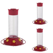 3 Pack Best Hummingbird Feeder 30 oz. With Instant Nectar Pocket Pet Sup... - $77.95