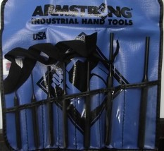 ARMSTRONG 70-554 7pc. Drive Pin Punch Set USA - $33.66