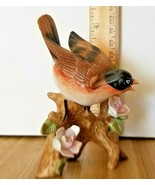 "Small Robin Porcelain Figurine Ex Condition 4.25"" Tall - $14.85"