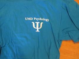 Feeding Sniffy since 1948 UMD Duluth Minnesota MN  Psychology T Shirt Si... - $1.99