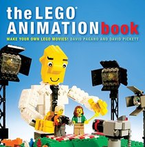 The LEGO Animation Book: Make Your Own LEGO Movies! [Paperback] Pagano, ... - $11.87
