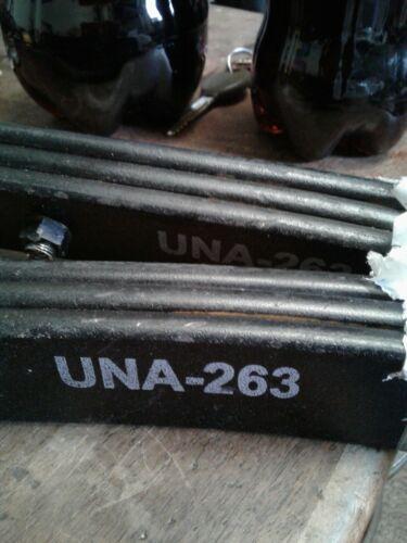 Trailer slipper leaf springs UNA-263(JEW)