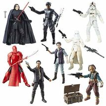 Star Wars The Black Series 6-Inch Action Figures Wave 13 Set of 8, Hasbro - $124.99