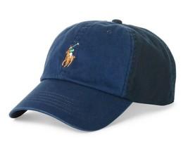 Ralph Lauren Color Contrast Polo Baseball Sport Cap - €31,48 EUR