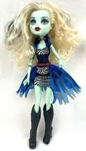 """Monster High Freak Du Chic Frankie Stein 11"""" Doll Mattel 2014 Excellent - $22.99"""