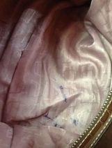 Kathy Van Zeeland Brown Studded Rhinestone Buckle Straps Faux Suede Two Keychain image 9