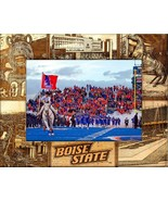 Boise State University Laser Engraved Wood Picture Frame (5 x 7) - $29.46