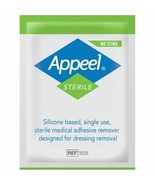 Appeel No Sting Sterile Medical Adhesive Remover Wipes x 10 | UK Pharmacy - $13.50