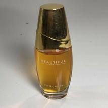 Estee Lauder Beautiful Eau De Parfume Spray Bottle EDP 1 Fl Oz 98% Full - $19.79