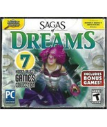 Mystery Masters Sagas of Dreams 7 Hidden Object Adventure PC Games (E2) - $15.95