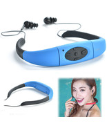 8GB IPX8 3M Sports Waterproof MP3 Player Swimming Headset FM Radio Spa H... - $23.99