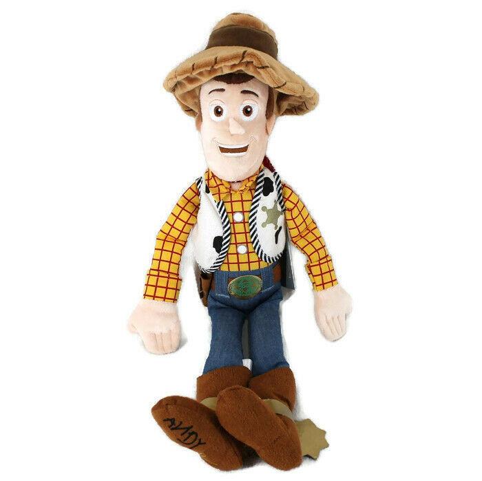 "Disney Store Sheriff Woody Toy Story Plush Stuffed Doll Toy 18"" New - $19.99"