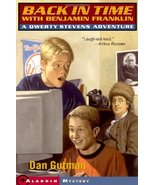 Back in Time With Benjamin Franklin - A Querty Stevens Adventure - $5.00