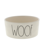 "Rae Dunn Ceramic Pet Bowl ""WOOF"" - $24.68 CAD"