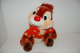 "Vintage Rescue Ranger Dale.   Disney Stuffed Plush with Tags 10 1/4"" - $11.63"