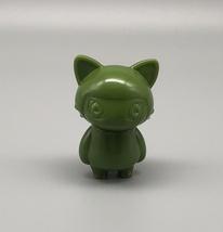 Max Toy Dark Green Unpainted Mini Cat Girl image 1