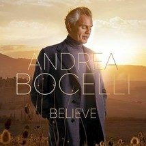 BELIEVE by Andrea Bocelli