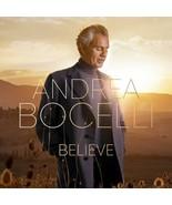 BELIEVE by Andrea Bocelli - $24.95