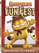 DVD - Garfield's Funfest DVD  - $6.94