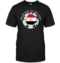 Egypt Soccer T Shirt Champions To The Core Football - $17.99+