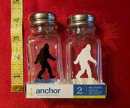 Bigfoot Salt and Pepper shakers - Custom Made Bigfoot S & P Shakers - $8.90