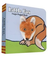 ImageBook Little Fox Finger Puppet Book - $18.00