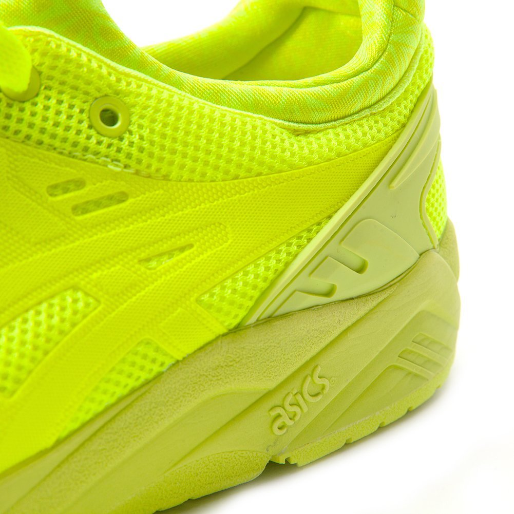 Asics Men's Gel Kayano Trainer Shoes H51DQ.0505 Lime/Lime SZ 5.5