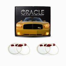 Oracle Lighting LI-LS0002-Y - Lincoln LS LED Halo Headlight Rings - Yellow - $189.99