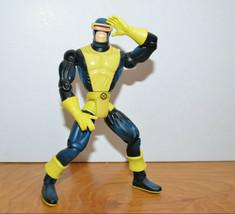 "Vintage Marvel Toybiz Cyclops Action Figure 1997 X-Men Comics 5"" - $13.08"